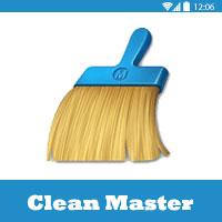 تحميل برنامج تسريع الاندرويد مجانا Clean Master