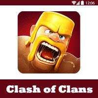لعبة كلاش اوف كلانس clash of clans - تحميل العاب كلاش اف كلانس