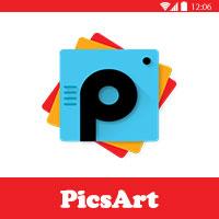 PicsArt - تحميل افضل برنامج تحرير و تعديل الصور للاندرويد مجانا Best Photo Editor Apps