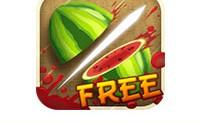تحميل لعبة تقطيع الفواكه والخصروات Fruit Ninja للاندرويد