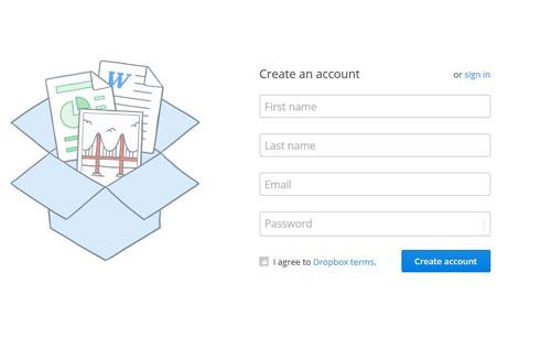 تحميل برنامج دروب وكس Dropbox لمشاركة الملفات والصور للاندرويد