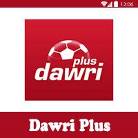 تحميل برنامج دوري بلس Dawri Plus الدوري السعودي للاندرويد