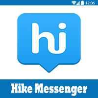 تحميل برنامج هايك ماسنجر Hike Messenger