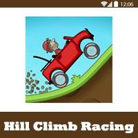 تحميل لعبة Hill Climb Racing للاندرويد سباق سيارات على التلال مجانا 2016