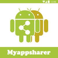تحميل برنامج مشاركة التطبيقات للاندرويد Myappsharer