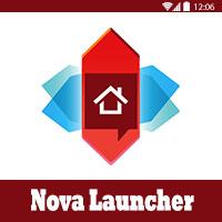 تحميل برنامج نوفا لانشر Nova Launcher افضل لانشر apk للاندرويد