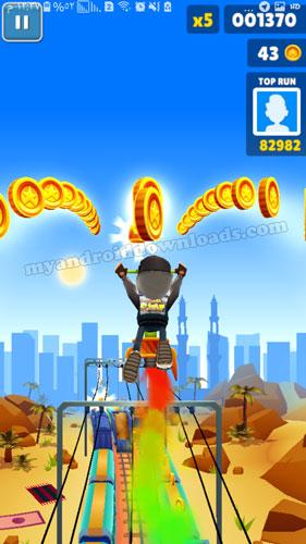 لعبة سابوي Subway الاصلية للجوال - صب واي والذهب اخر اصدار