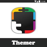 تحميل ثيمات اندرويد Themer خلفيات موضوعات للجوال مجانا بصيغة apk