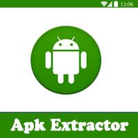 تحميل برنامج مشاركة التطبيقات للاندرويد Apk Extractor مجانا