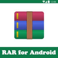 تحميل برنامج فتح الملفات المضغوطة رار RAR للاندرويد