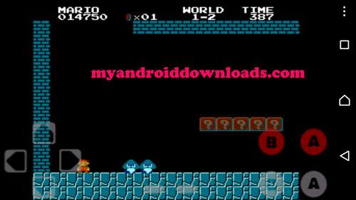 مرحلة جديدة في لعبة ماريو الاصلية القديمة للموبايل