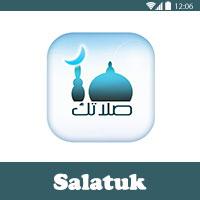 تحميل برنامج صلاتك للاندرويد Salatuk تطبيق مواقيت الصلاة مجانا عربي