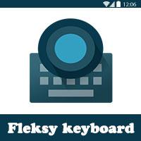 كيبورد فلكسي - لوحة مفاتيح مزخرفة