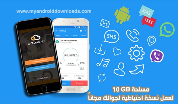 تحميل برنامج النسخ الاحتياطي للاندرويد مجانا Download Mobile Backup & Restore Free for Android
