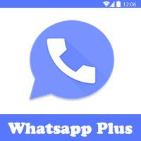 تحميل برنامج واتس اب بلس 2017 اخر اصدار برابط مباشر ابو صدام الرفاعي Whatsapp plus