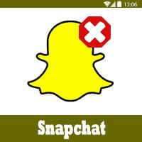 حل مشكلة انت تستخدم اصدار Snapchat لم يعد مدعوما اصدار قديم من سناب شات للاندرويد