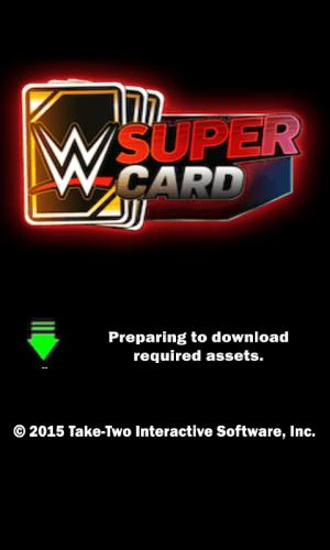 تحميل لعبة المصارعة الحرة للاندرويد Download WWE SuperCard 2016 for Android