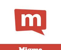 تحميل برنامج ميغ مي migme الجديد للدردشة والمكالمات والرسائل المجانية 2016