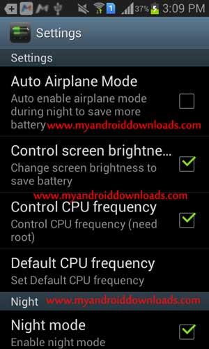 تحميل برنامج زيادة عمر البطارية للاندرويد Battery Saver- توفير البطارية