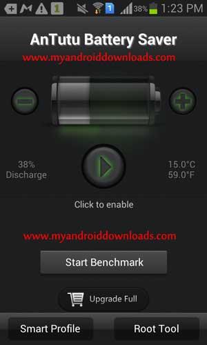تحميل برنامج زيادة عمر البطارية للاندرويد Battery Saver- تحسين اداء البطارية