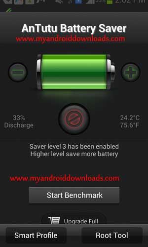 تحميل برنامج زيادة عمر البطارية للاندرويد Battery Saver