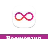 تحميل برنامج Boomerang للاندرويد بوميرانج افضل برنامج تصميم فيديو انستقرام