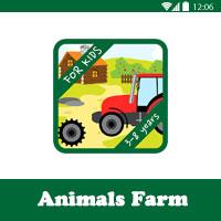 لعبة Animals Farm للاندرويد