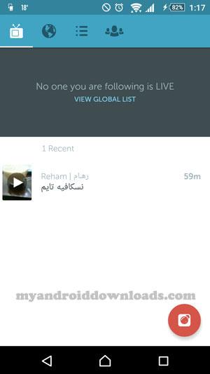 مشاهدة فيديو بث حي على تويتر - تحميل برنامج البث المباشر على تويتر