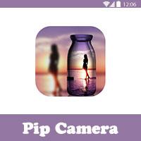 تحميل برنامج تعديل وتحرير الصور للاندرويد PIP Camera بيب كاميرا