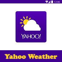 تحميل برنامج حالة الطقس من ياهو للاندرويد مجاناً