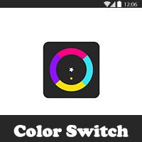 تحميل لعبة Color Switch للاندرويد اكثر الالعاب تحميلا على الاندرويد للتسلية مجانا