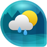 Weather & Clock Widget Forecast
