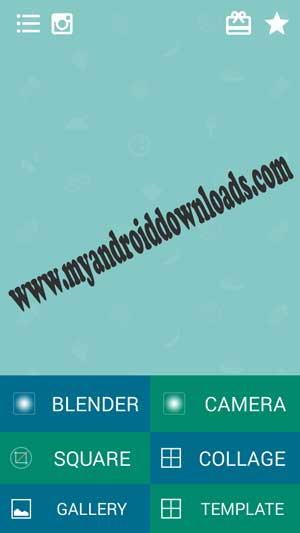 تحميل برنامج دمج الصور للاندرويد Blender Camera - تعديل صور من الاستديوالتقاط صورة و التعديل عليها