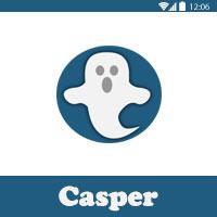 تحميل برنامج كاسبر سناب شات للاندرويد Casper حفظ وارسال السنابات