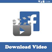 كيفية تحميل فيديو من الفيس بوك على الموبايل 2017 Download FB Videos