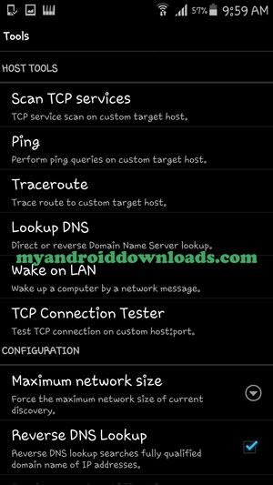 تطبيق Fing للاندرويد وادوات الشبكة - تحميل برنامج معرفة المتصلين بالشبكة للاندرويد
