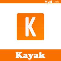 تحميل برنامج محرك بحث السفر للاندرويد Kayak تطبيق حجز تذاكر الطيران