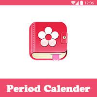 تحميل برنامج تقويم الطمث للاندرويد myCalendar - Period Tracker