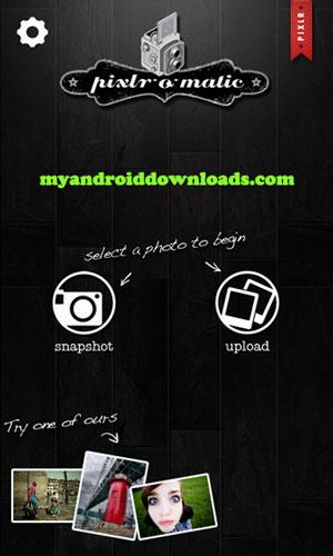 برنامج Autodesk Pixlr لاضافة الملصقات والتاثيرات الجذابة للجوال