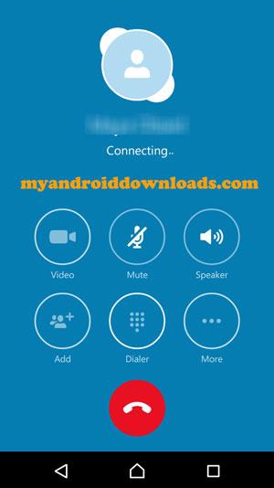 يمكنك اجراء مكالمة صوتية - برنامج المكالمات الصوتية والفيديو