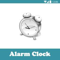 تحميل برنامج المنبه للاندرويد Alarm Clock افضل منبه طبيعي مجانا