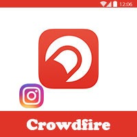 تحميل برنامج زيادة متابعين انستقرام Crowdfire زيادة المتابعين في الانستقرام مجانا
