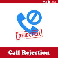 طريقة حظر المكالمات للاندرويد بدون برامج شرح بالفيديو Call Block