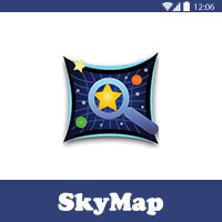 تحميل برنامج خريطة السماء للاندرويد Google Sky Map مجاني تأمل النجوم في السماء