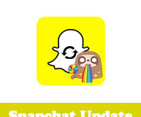 تحديث السناب شات الجديد 2017 Snapchat update اخر اصدار 10.17.1.0 للاندرويد