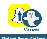 تحميل برنامج ينزل الصور من الاستديو للسناب شات للاندرويد Casper snapChat