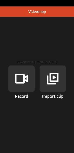 تحميل برنامج video shop