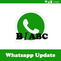 تحميل تحديث الواتس اب الجديد للاندرويد 2017 Whatsapp update apk