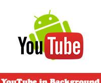 طريقة تشغيل اليوتيوب في الخلفية اندرويد و الشاشة مغلقة بدون برامج مجانا 2016
