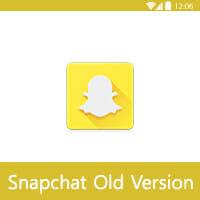 تحميل سناب شات الاصدار القديم Snapchat old version رابط مباشر